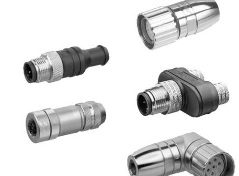 CON-RD系列圆形插头